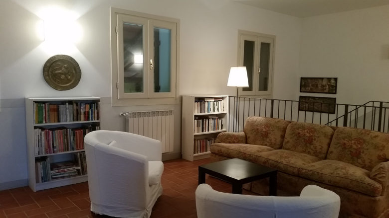 Sala lettura / Reading room